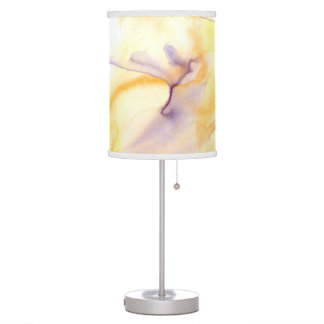 Oh, My Wishes Watercolor Lamp