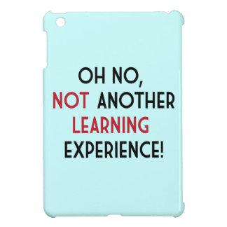 Oh ningún no otra experiencia de aprendizaje