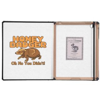 Oh ningún tejón de miel
