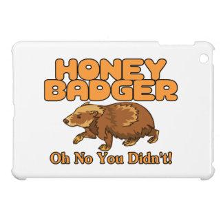 Oh ningún tejón de miel iPad mini fundas