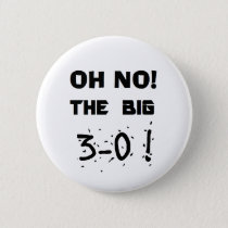 """""""Oh No...3-0"""" Button"""