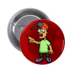 Oh No a Splinter!!!!! Button