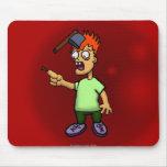 Oh No a Splinter!!!!! Mousepads