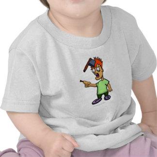 Oh No a Splinter!!!!! T-shirt