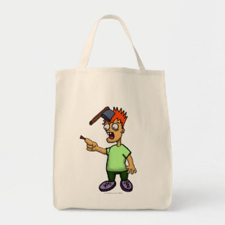 Oh No a Splinter!!!!! Tote Bag