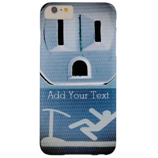 Oh No by Shirley Taylor Barely There iPhone 6 Plus Case