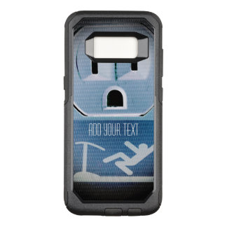 Oh No by Shirley Taylor OtterBox Commuter Samsung Galaxy S8 Case