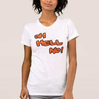 ¡Oh no! … Camisetas sin mangas de las señoras