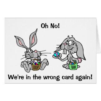 Oh No! Card