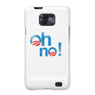 Oh No Faded.png Galaxy SII Case