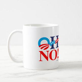 OH NO HILLARY - Anti Hillary png.png Mug