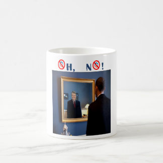 Oh No! Jimmy Carter, but faster! Coffee Mug