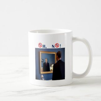 Oh No! Jimmy Carter, but faster! Classic White Coffee Mug