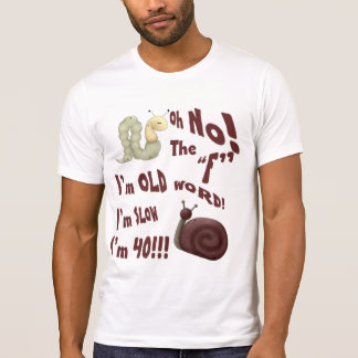 """Oh No The """"F"""" Word T-Shirt"""