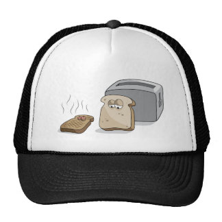 Oh no! TOASTED Trucker Hat