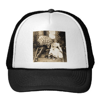Oh No You Don't! (Sepia) Trucker Hat