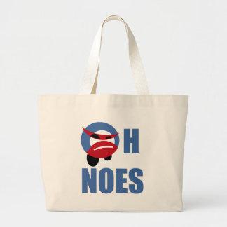 oh noes t-shirts tote bag