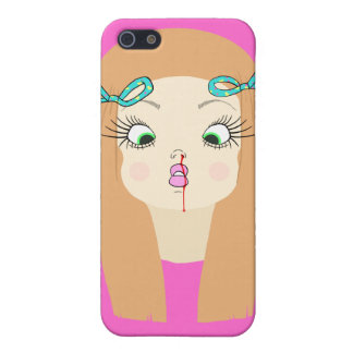 Oh Nose! Cases For iPhone 5