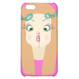 Oh Nose! iPhone 5C Cover