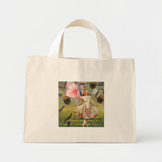 Oh, Nuts. Mini Tote Bag
