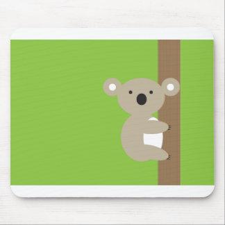 Oh Oh Koala Mouse Pad