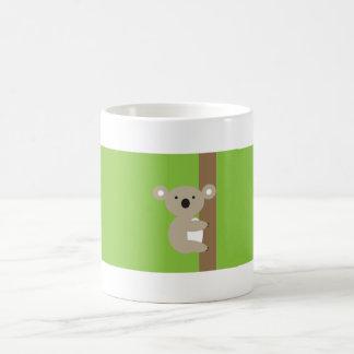 Oh oh koala tazas de café