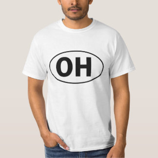 OH Oval Identity Sign T-Shirt