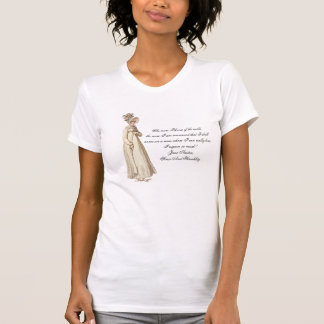 Oh para el amor de Jane Austen Camisetas