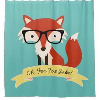 ¡Oh! Para el motivo del Fox Cortina De Baño