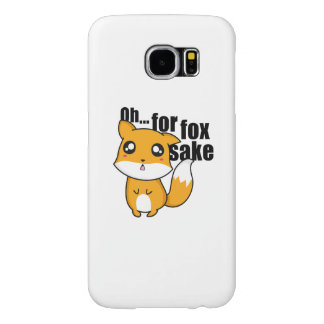 Oh… Para el motivo del Fox Funda Samsung Galaxy S6