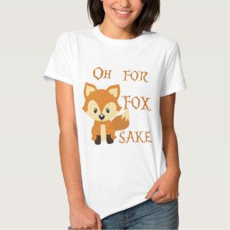 Oh para el motivo del Fox Polera