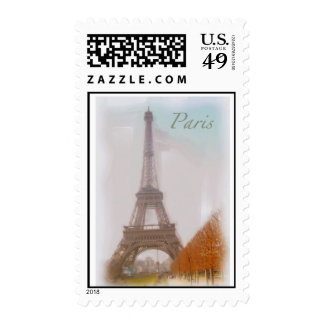 Oh Paris! Stamp