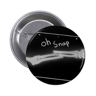 Oh Snap 2 Inch Round Button