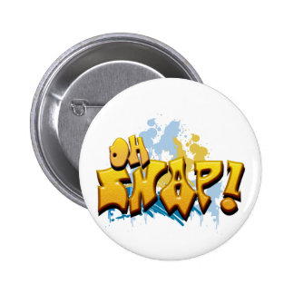 Oh Snap! 2 Inch Round Button