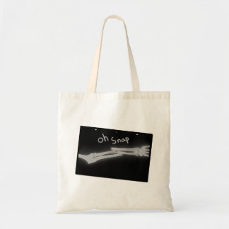 Oh Snap Canvas Bag