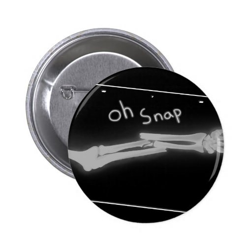 Oh Snap Pin