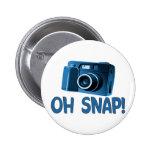 Oh Snap Camera Pins