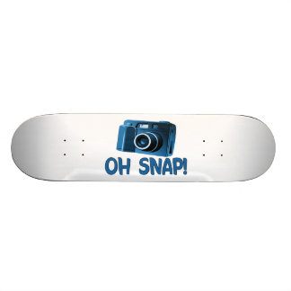 Oh Snap Camera Skateboard