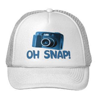 Oh Snap Camera Trucker Hat