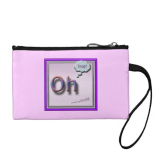 Oh Snap Coin Purse