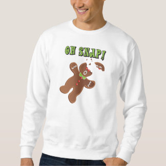 Oh Snap! Cookie Christmas Ugly Christmas Sweater