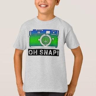 Oh snap Funny Boys shirt