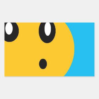 OH SNAP!.jpg Rectangular Sticker