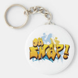 Oh Snap! Key Chain