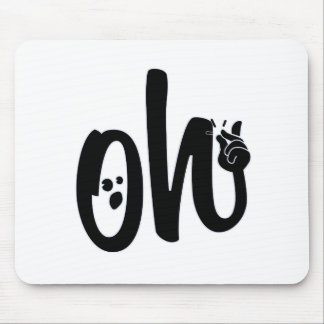 Oh Snap! Mouse Pad