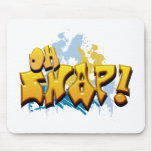 Oh Snap! Mousepad