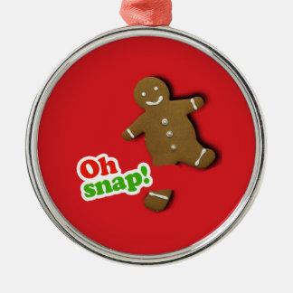 Oh Snap Ornaments