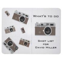 Oh Snap -playful Camera journal