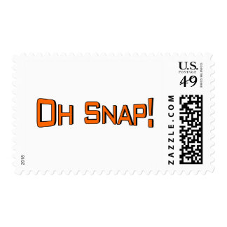 Oh Snap Postage