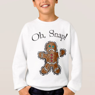 Oh, Snap! Sweatshirt
